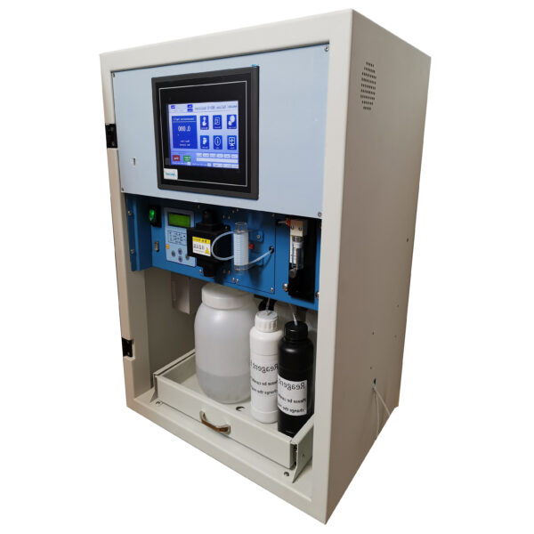 KCD600 side-view-Online COD Water Quality Analyzer KCD600