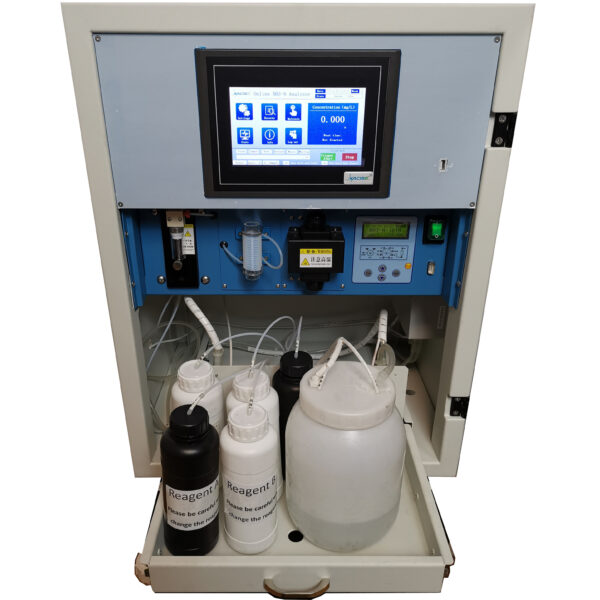 main-show-case-of-the-Online COD Water Quality Analyzer KCD600