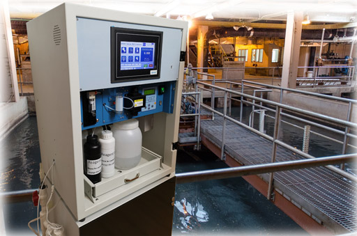 water system monitor